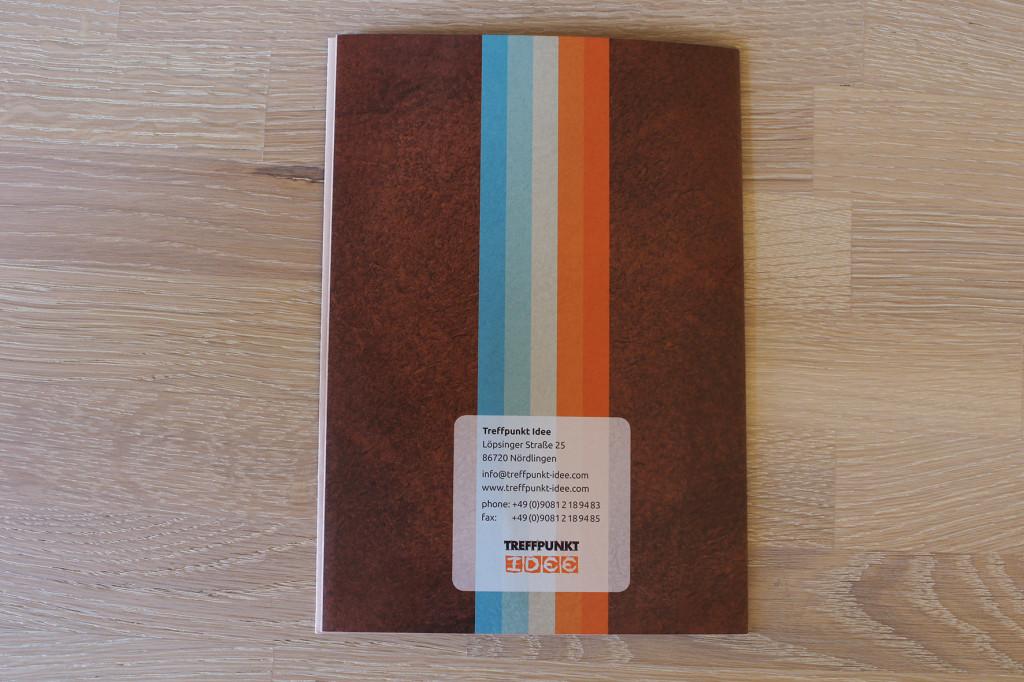 Treffpunkt Idee Broschüre