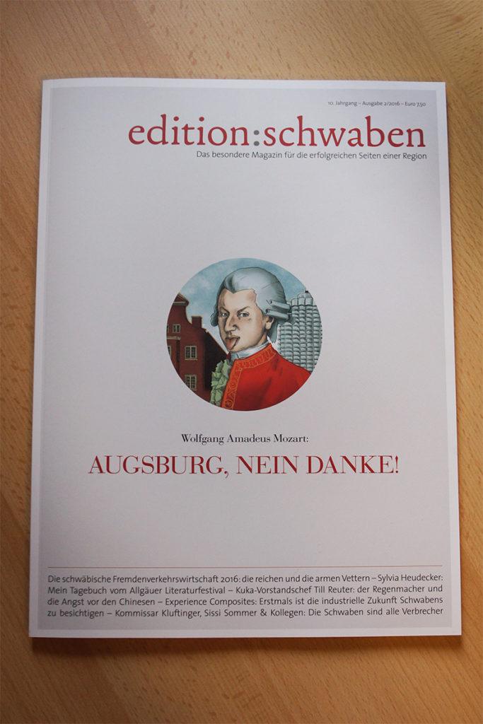 Titel edition schwaben 2/2016